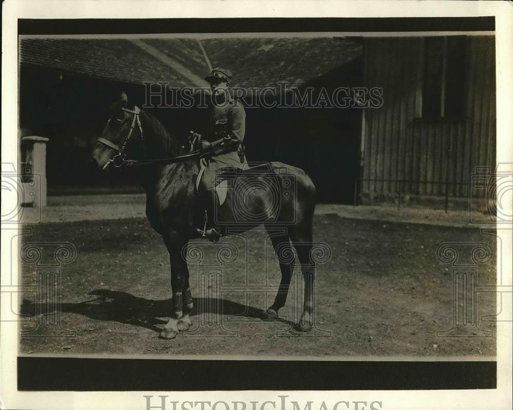 "1920 Press Photo Edgar Hudson in folm ""Whispers"" - nea90548 - Historic Images"