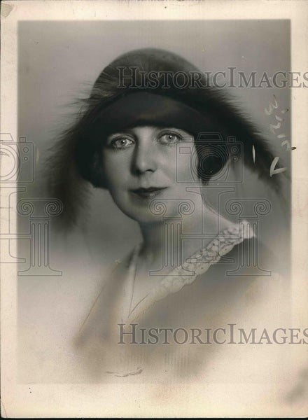 1925 Press Photo M Reopul France - Historic Images