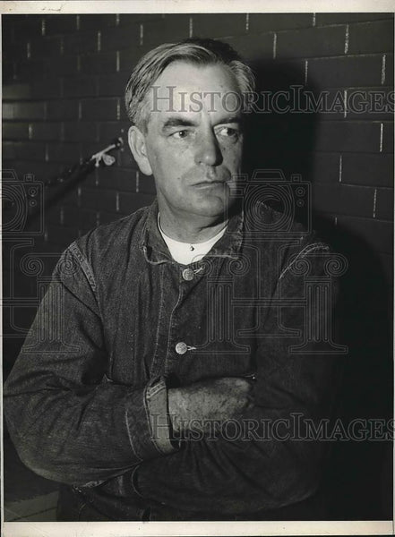 1932 Press Photo Edison J Young - Historic Images