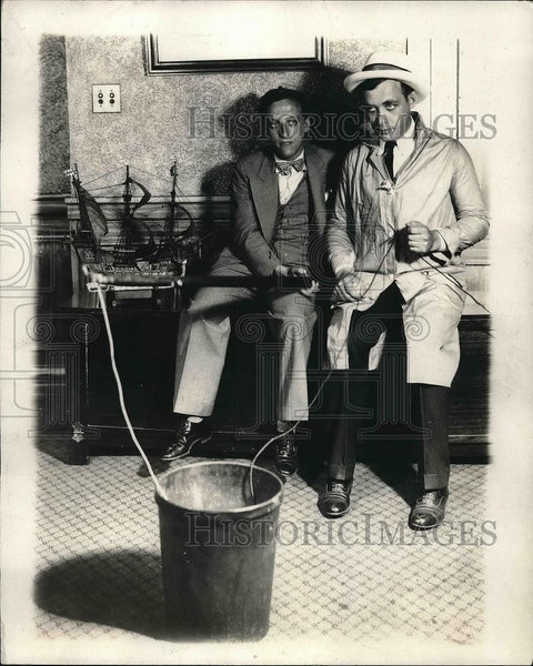 1926 Press Photo Sid Silvers, Phil Baker, Artists and Models Company - Historic Images