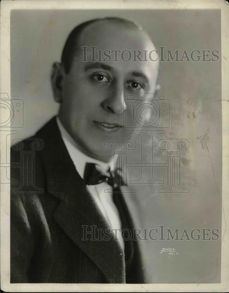 1924 Press Photo Dancer Arthur Murray - Historic Images