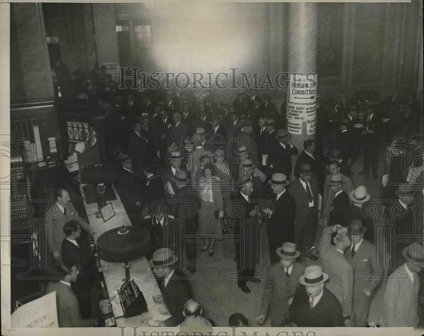 1930 Press Photo Hotel in Albany - Historic Images