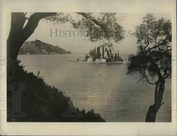 1926 Press Photo The Little Island Of Archilles - Historic Images