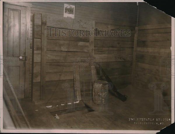 1921 Press Photo The Hazelton Studios, Charleston - Historic Images