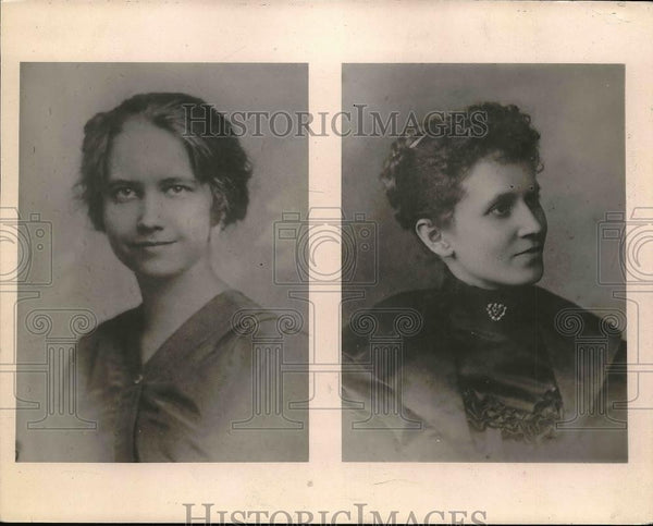 1919 Press Photo Mrs. Frank E. James Wife Of An Indianapolis Real Estate Broker - Historic Images