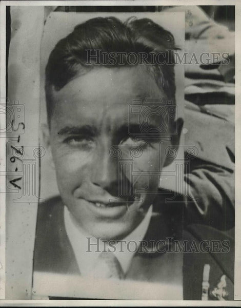 1927 Press Photo WV Davis Horse Race Jockey - Historic Images