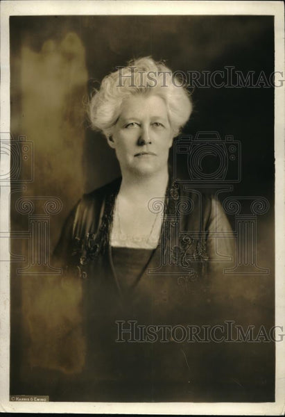 1923 Press Photo Mrs. Robert Lansing - Historic Images