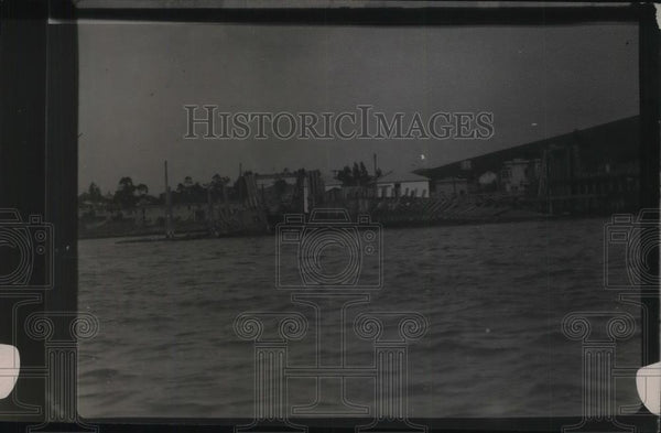 1923 Press Photo Worms Insect Feredo Worm - Historic Images