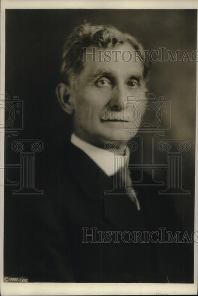 1919 Press Photo Director of the Census, Samuel L Rogers - neb77024 - Historic Images