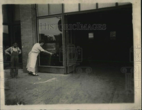 1924 Press Photo Storefront In New Orleans Vintage - Historic Images