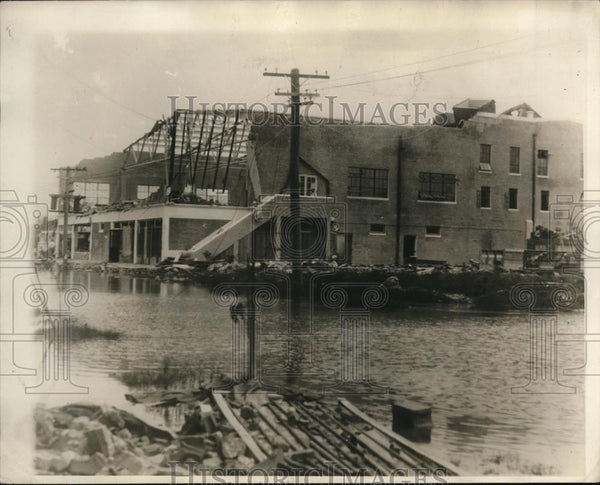 1926 Press Photo Aftermath of Hurricane in Florida - Historic Images