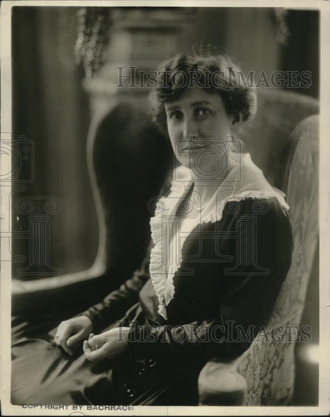 1920 Press Photo Lady Geddes at the British Embassy - Historic Images
