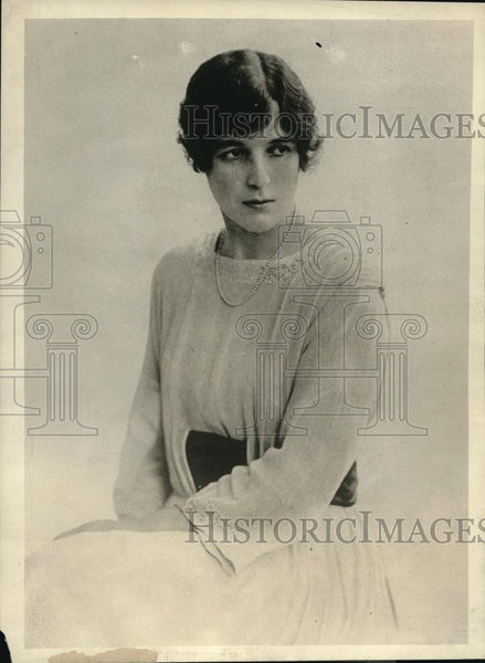 1915 Press Photo Lady Emma Marjory Thynne - Historic Images