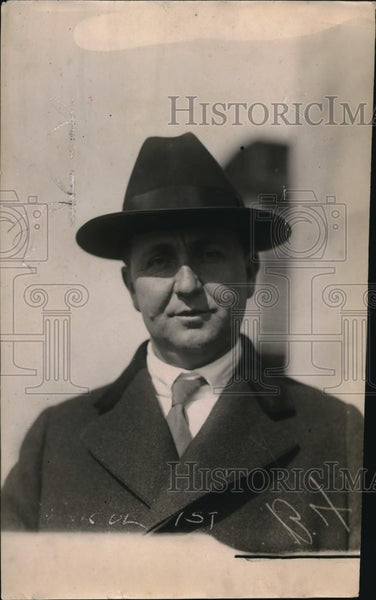 1920 Press Photo Fred Fisher - Historic Images