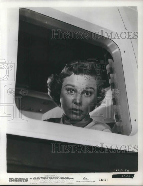 1969 Press Photo Jane Allyne Actress - cvp08057 - Historic Images