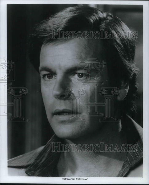 Press Photo Robert Wagner stars on Switch crime drama TV series - cvp19493 - Historic Images