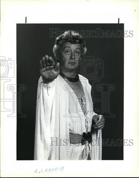 1984 Press Photo Barry Boys in Alcestis and Apollo - cvp00017 - Historic Images