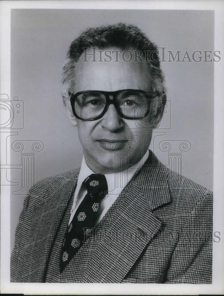 Press Photo Marvin Bader - cvp15475 - Historic Images