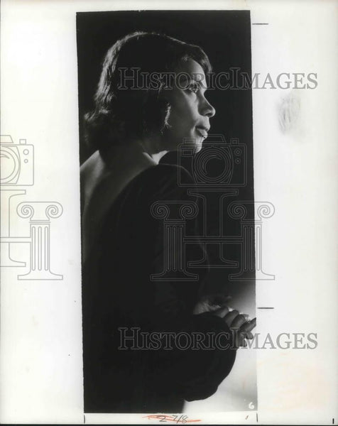 1965 Press Photo Marian Anderson - cvp02675 - Historic Images