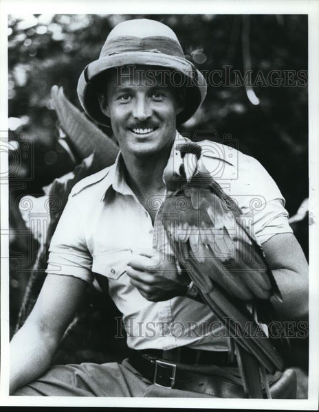 1982 Press Photo Bruce Boxleitner in Bring Em Back Alive - cvp00003 - Historic Images