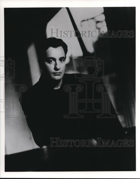 1997 Press Photo Alex Bugnon Jazz Pianist Composer - cvp00049 - Historic Images