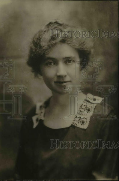 1921 Press Photo Mrs. J. T. Adkisson - Historic Images