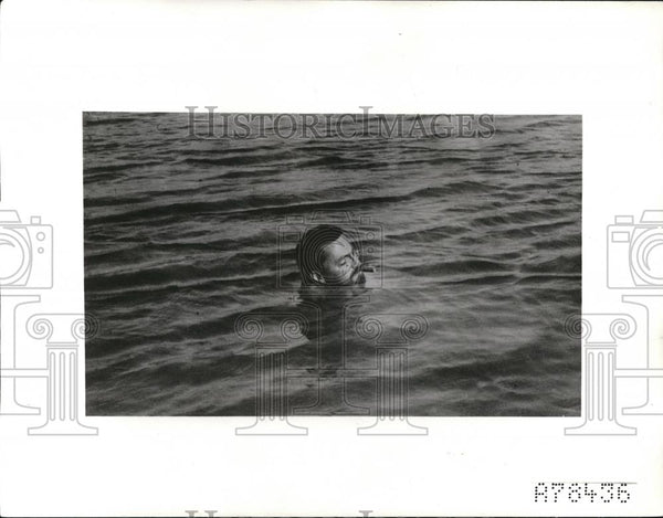 1934 Press Photo Mr. Steinmetz - Historic Images