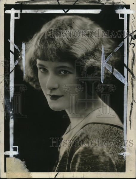 1927 Press Photo Lady Ashley - Historic Images