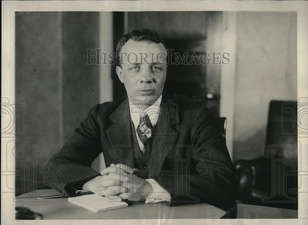 1929 Press Photo Colonel Theodore Roosevelt Former Governor Candidate - Historic Images