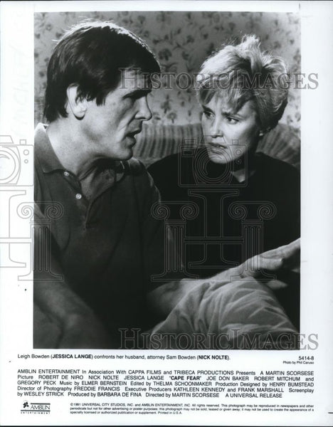 1991 Press Photo Cape Fear - 729 - cvp27900 - Historic Images