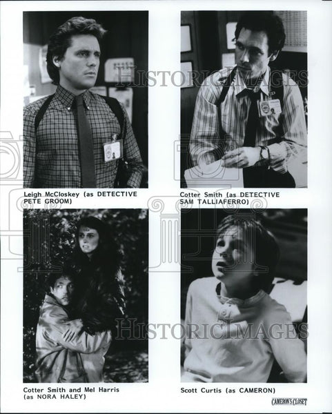 1990 Press Photo Cameron's Closet - cvp28008 - Historic Images