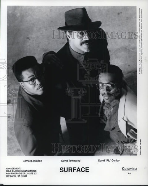 1991 Press Photo Surface - cvp27955 - Historic Images