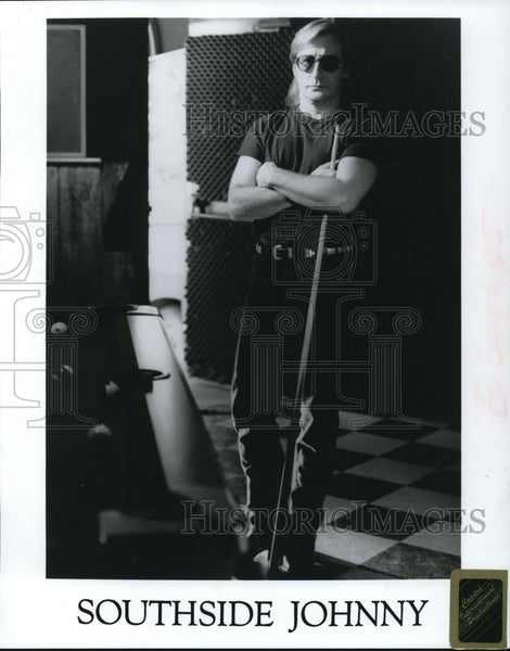 1996 Press Photo SOUTHSIDE JOHNNY - cvp27889 - Historic Images