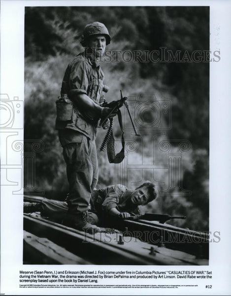 1990 Press Photo Causalities of War - cvp27973 - Historic Images