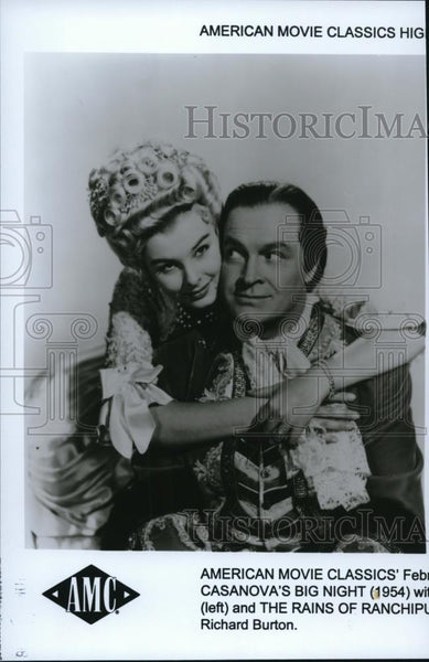 1998 Press Photo Casanova's Big Night-Bob Hope - cvp27966 - Historic Images