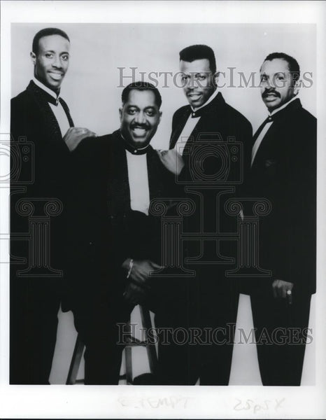 1996 Press Photo The Temptations - cvp27920 - Historic Images