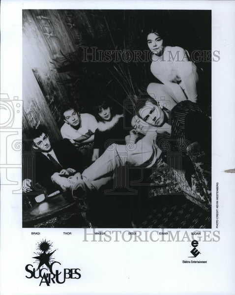 1992 Press Photo Sugar Cubes - cvp27947 - Historic Images