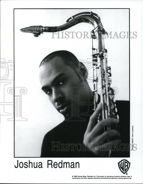 1996 Press Photo Joshua Redman - cvp28289 - Historic Images