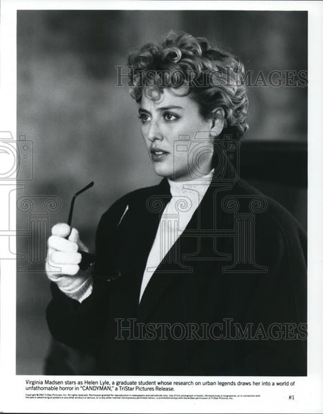1998 Press Photo Virginia Madsen as Helen Lyle in Candyman - cvp27995 - Historic Images