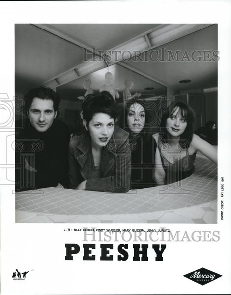 1997 Press Photo Peeshy - cvp28252 - Historic Images