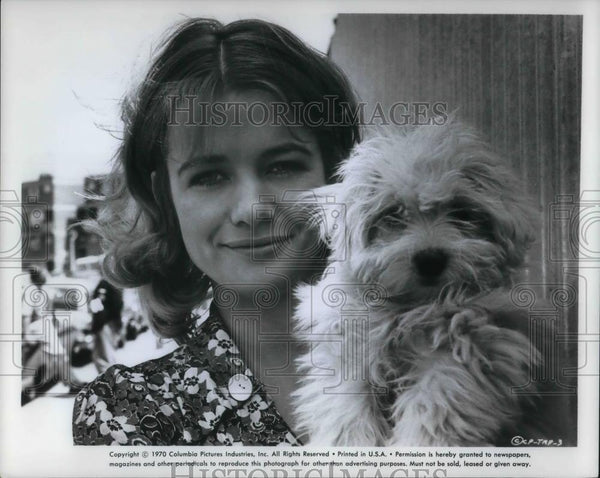 1973 Press Photo Judy Geeson as Beryl Evans in 10 Rillington Place - cvp22313 - Historic Images
