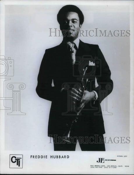 1973 Press Photo Freddie Hubbard - cvp23409 - Historic Images