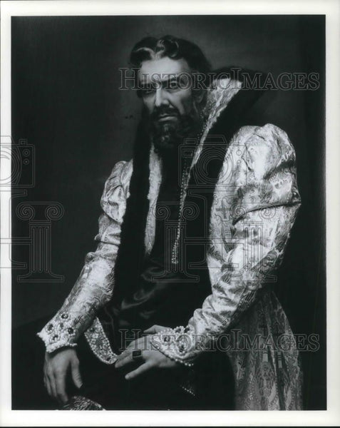 1994 Press Photo Jerome Hines Bass - cvp21223 - Historic Images