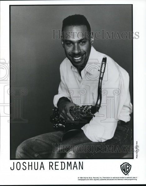 1994 Press Photo Joshua Redman - cvp28290 - Historic Images