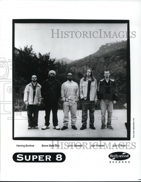 1996 Press Photo Super 8 - cvp27950 - Historic Images