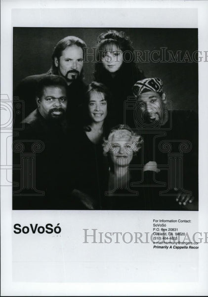 1997 Press Photo SoVoSo - cvp27868 - Historic Images