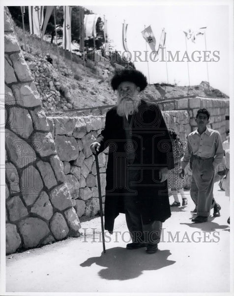 Press Photo Israel - Historic Images