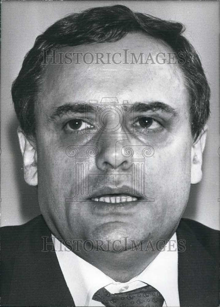 1979 Press Photo Mr Jacques Barrot, Minister of Health in France - Historic Images