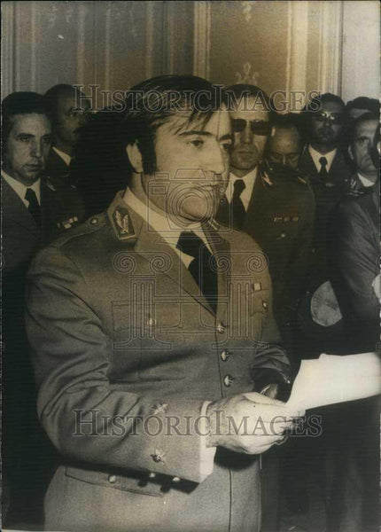 1975 Press Photo New Army chief for Portugal, General Ramalho Meanes - Historic Images