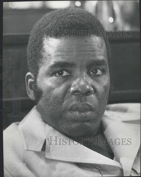 1969 Press Photo Marien Ngouabi, President of Congo - Historic Images